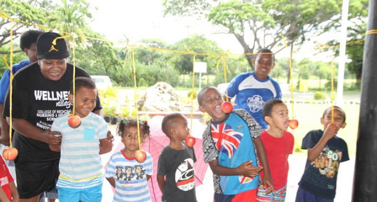 FNU Campuses Stage Fun Events