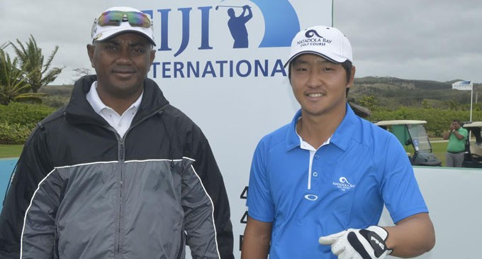 Golfer Lee Expects Tough Battle