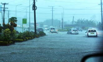 Flood Costs Cakau '$2000 Worth' of Items
