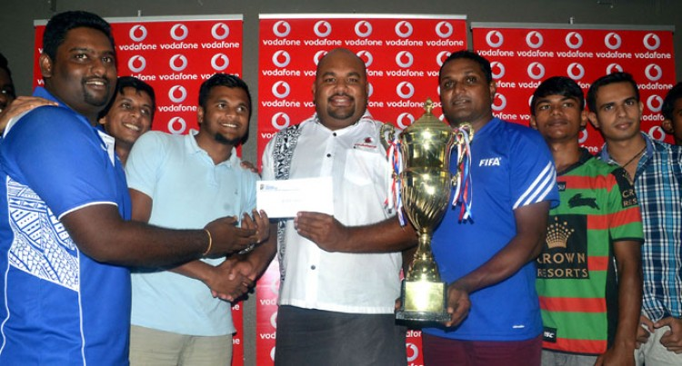 Sixth win for Dhanji Boys