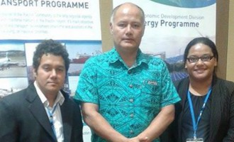 Heads Of Maritime In The Pacific  Meet