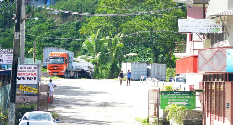 Police Hunt Suva Fiend