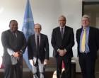 Seruiratu Attends Bonn Talks
