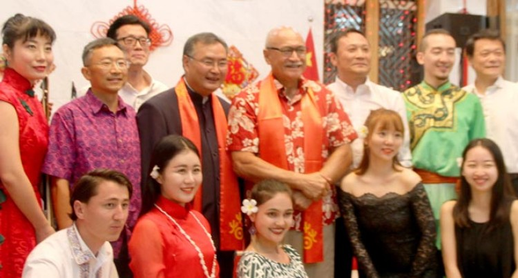 China-Fiji Co-operation Highlighted At Celebrations