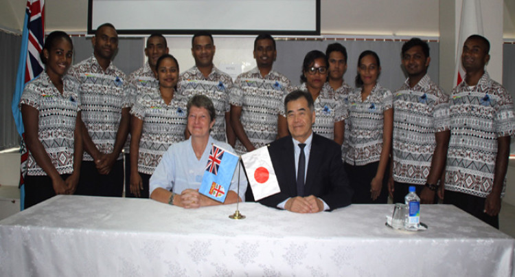 Fijian Delegation Excited About Tour