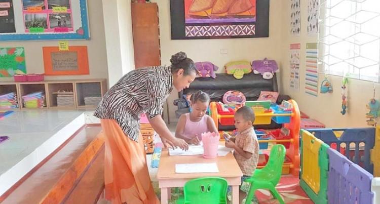 Saumaibulu Opens New Kindergarten