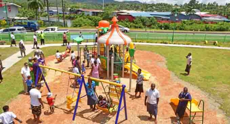 Residents, Children Love The New Look