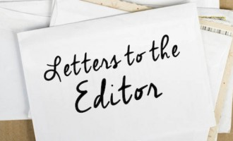 Letters To The Editor 12/03/2018