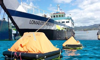 Life Rafts Decide The Number  Of Passengers A Ship Can Carry