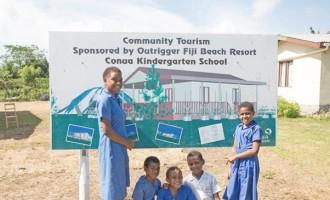 New Classrooms For Conua District School