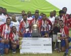 Northpole Friends Win Futsal