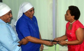 Ministry Gives $200k To 4 Faith-Based Organisations