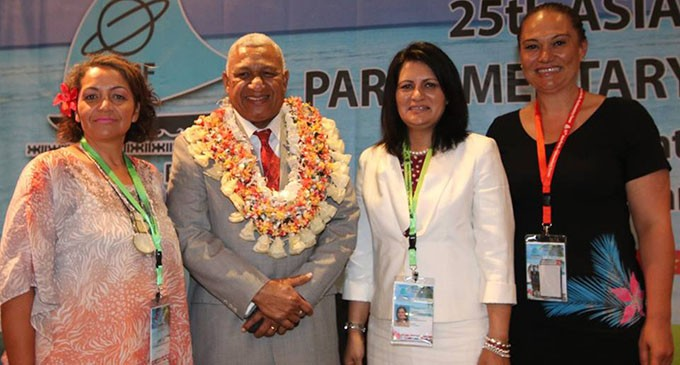 NZ backs Fiji in  Climate Battle