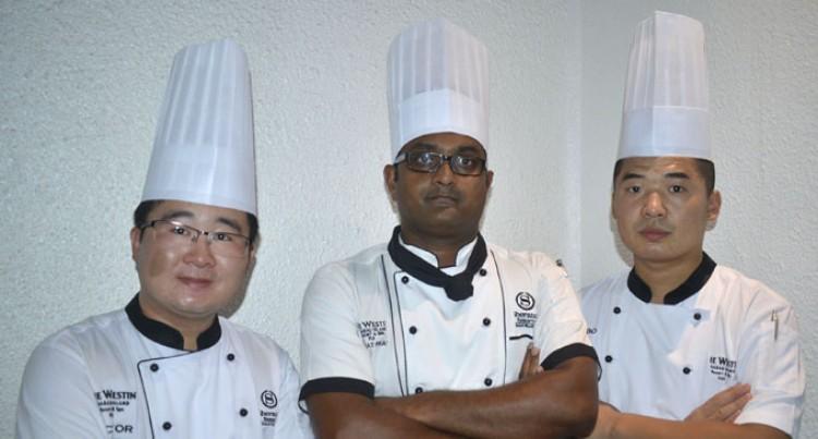 Marriott Fiji Denarau Glad To Have Chinese Chefs