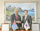 Fiji, South Korea Boost Military Co-operation