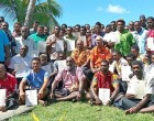 53 Ra Youths Receive Boat Master Licence