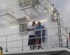 MV Cagivou Takes Medical Team To Lau