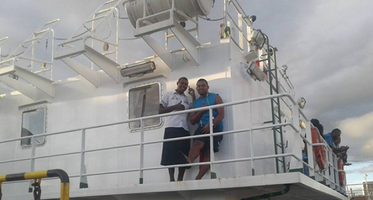 MV Cagivou Takes Medical Team To Lau