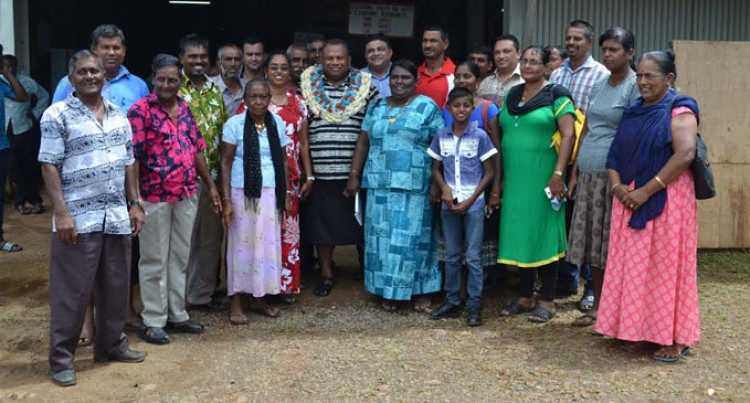 Government Revitalising Local Rice Industry: Seruiratu