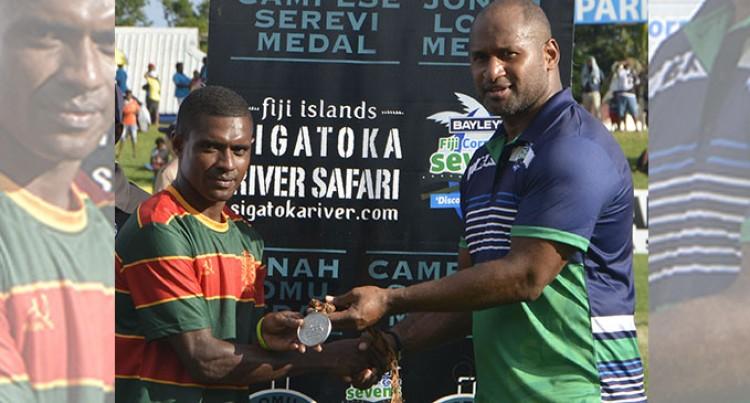 Naduva Wins Lomu Medal