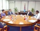 Prime Minister Bainimarama Receives  Special Advisor to Ethiopian Prime Minister