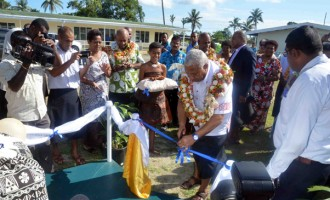 PM: Fiji's Technical Colleges Are Ready To Keep Us On The Path Of Development