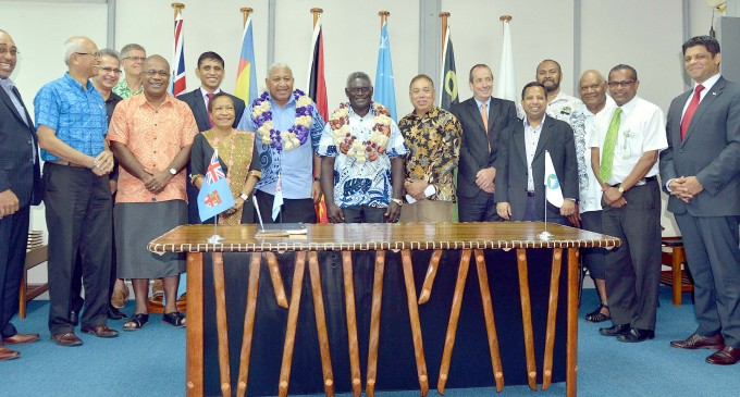 Fiji Signs Newest  Version Of The MSG Free Trade  Agreement