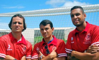 Brazilians Helping Rewa For Champions League
