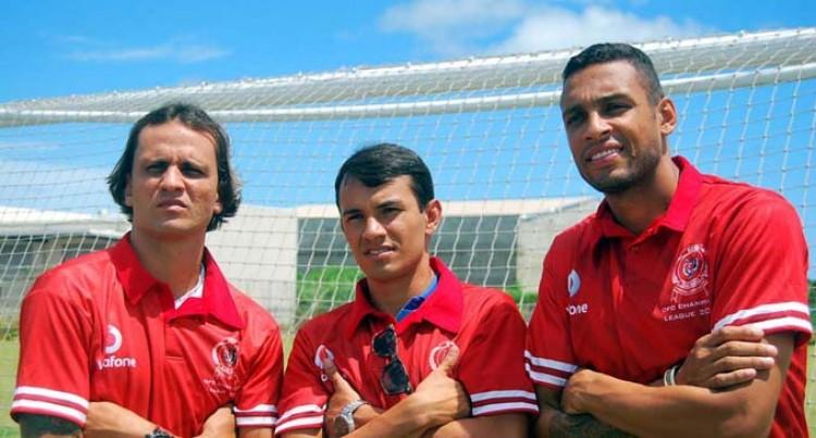 Brazilians Helping Rewa For Champions League