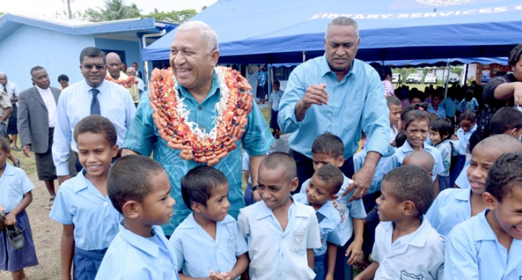 PM: Seeing Children Smile Is The Highlight Of My Job