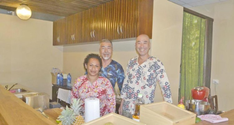 Taka, Japanese Restaurant Opens At Port Denarau
