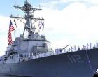 USS Michael Murphy Visits Fiji