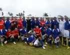 Friendly Match Builds Ties