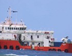 MV Cagivou Off  To Gau And Moce