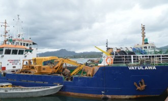 Two Govt Vessels On Stand By At Qamea Island