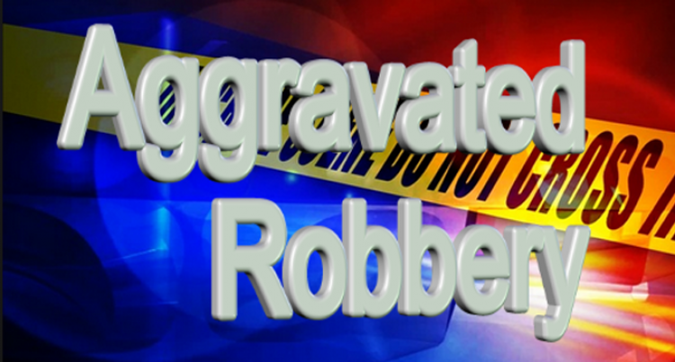 Two Men Arrested For Alleged Involvement In Separate Aggravated Robbery Cases