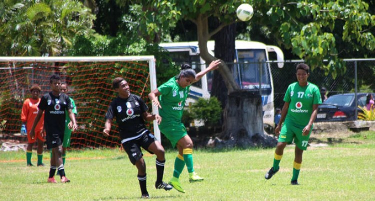 Ba Women Top Western Zone