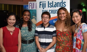 South Seas Cruises Treat Chinese Partners