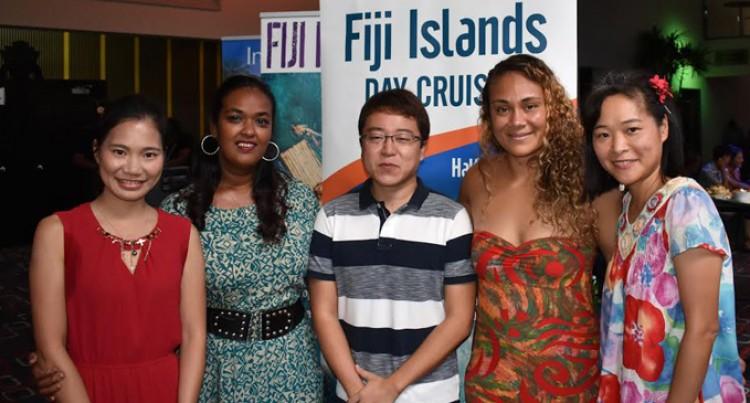 South Seas Cruises Treat Chinese Partners