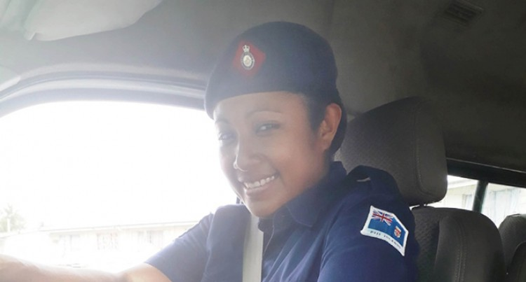 Strong Women Take Strong Roles in Police
