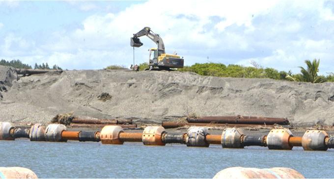 Dredging of River on Agenda at Nasigatoka