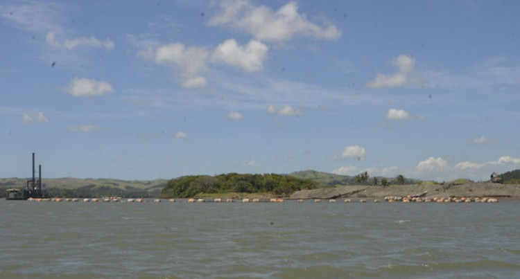 Villagers Told of Dredging Impacts