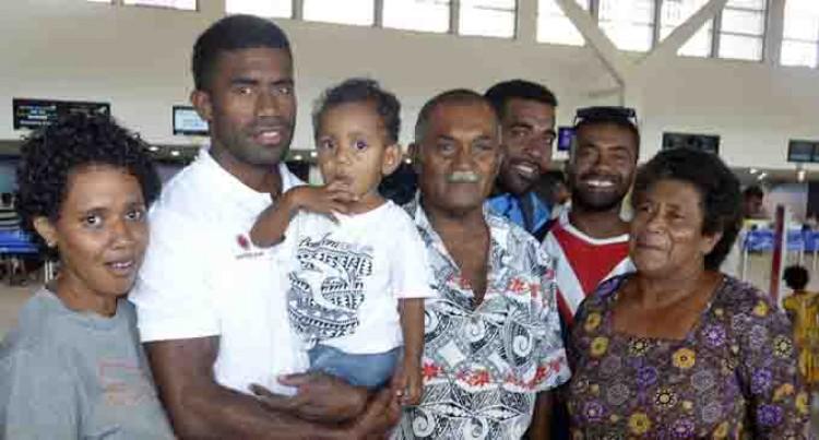 Labalaba's Rugby Journey