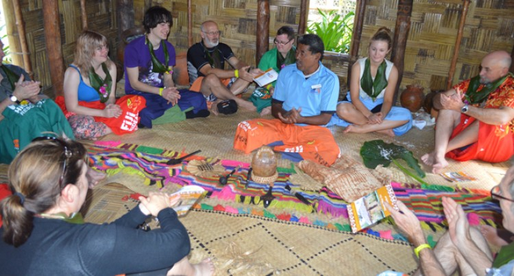 Traditional Village A Major Attraction For Hideaway