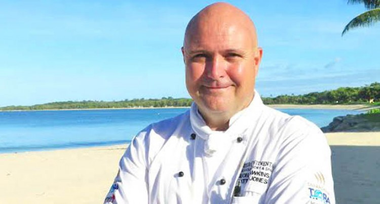 Hatton-Jones Joins InterContinental Fiji As Executive Chef