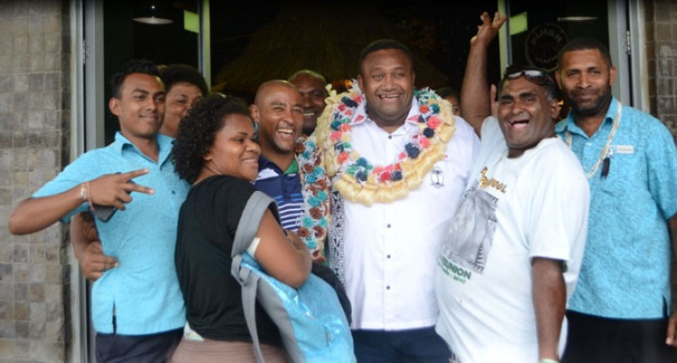 Kauvesi: Fijians Like It Tough
