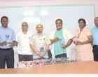 Punjas, Narhari Light Up Doctors' Work At Lautoka