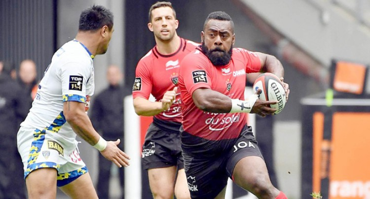 Fijian Prop In Top 14 Upset Win