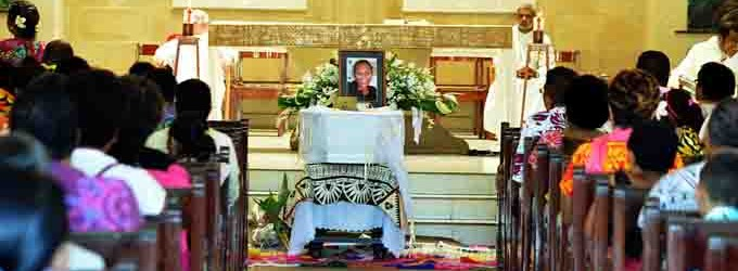Johns-Rauto Laid To Rest