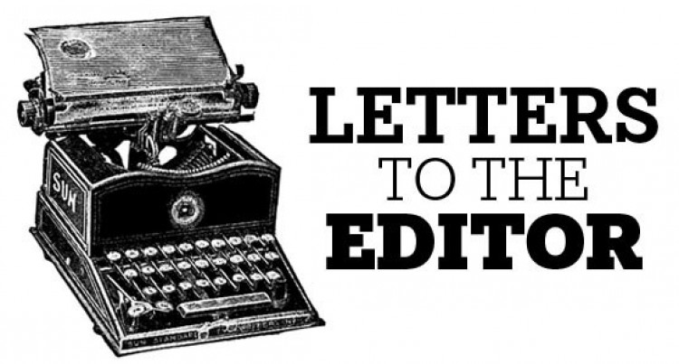 Letters To The Editor, 15th January 2017